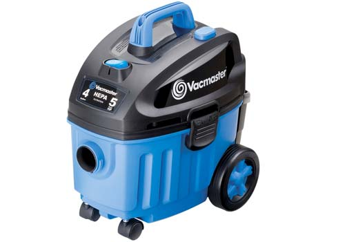 Vacmaster 4 Gallon Industrial Wet/Dry Floor Vacuum