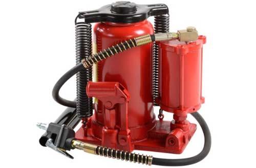 Ton Air /Hydraulic Bottle Jack