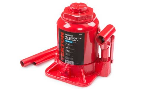 TEKTON 5496 20 Ton Hydraulic Bottle Jack
