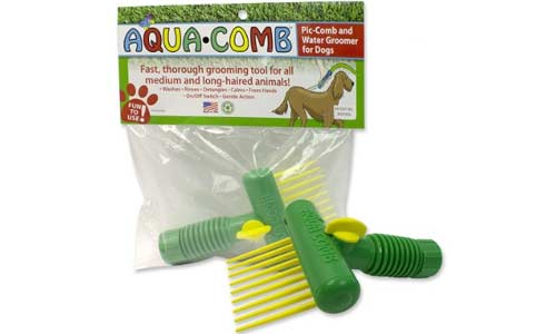 Dog Grooming Water Comb and Pic