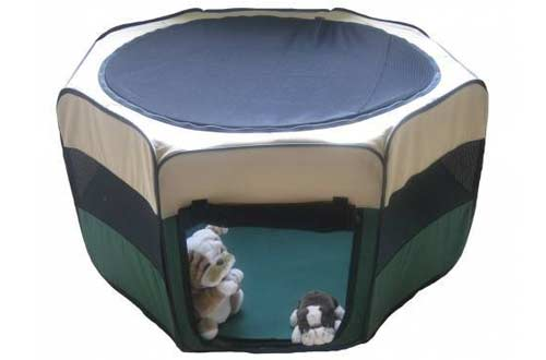 GoPetClub Exercise Pet Play Pen