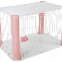 IRIS Deluxe Wire Pet Dog Play Pen