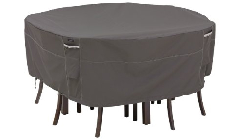 Ravenna Round Patio Table and Chair Cover