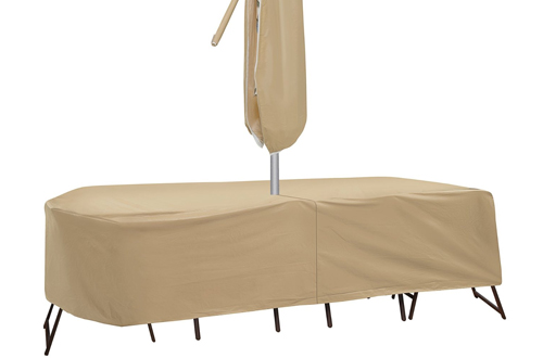 Protective Covers Weatherproof Patio Table and Chair Set Cover