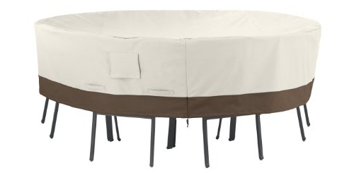 Round Table And Chair Set Patio Cover