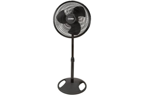 "Lasko 2521 16"" Oscillating Stand Fan"