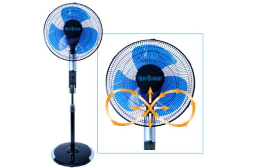 Hurricane Fans Super 8 Digital Stand Fan