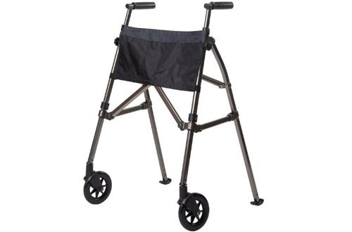 Height Adjustable Lightweight Travel Walker