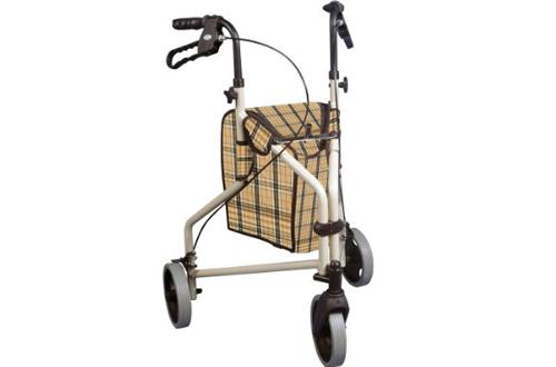 Drive Medical Winnie Lite Supreme Aluminum Three Wheel Rollator