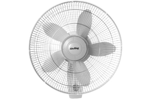 Commercial Grade Oscillating Wall Mount Fan