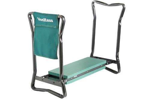 Portable Folding Garden Kneeler and Seat