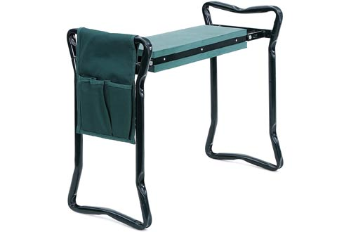 Foldable Kneeler and Garden Seat