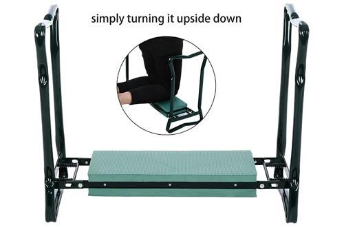 Folding Garden Kneeler Seat Bench