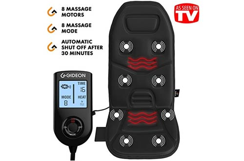 Powerful Vibrating Gideon Cushion Massager