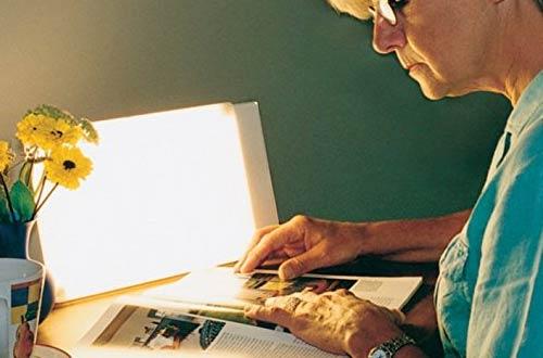 Bright Light Therapy Portable Light Box