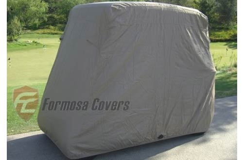 Deluxe 2 Passenger Golf Cart Cover