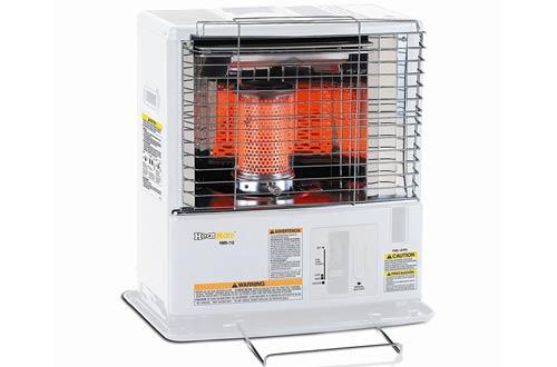 Sengoku HeatMate 10,000-BTU Portable Indoor/Outdoor Radiant Kerosene Heater