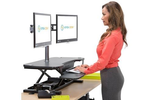 Electric Height Adjustable Standing Desk Riser