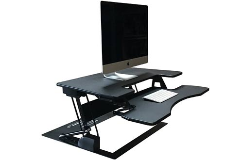 Fancierstudio Riser Desk Standing Desk