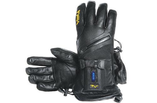 Volt Heat Leather 7V Titan Leather Cold Weather Gloves