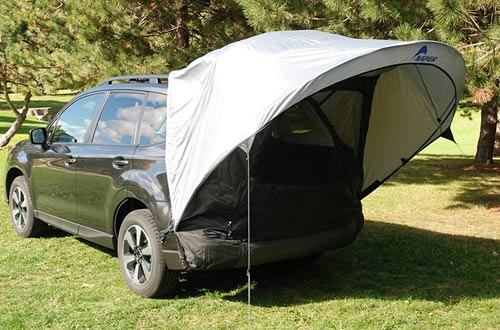 Napier Sportz Cove SUV Tents & Top 10 Best SUV Tents with Screen Room Reviews In 2018