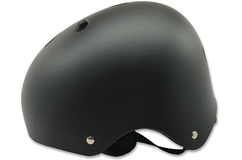 GoMax Original Classic Commuter Bike Skate Protective Helmet