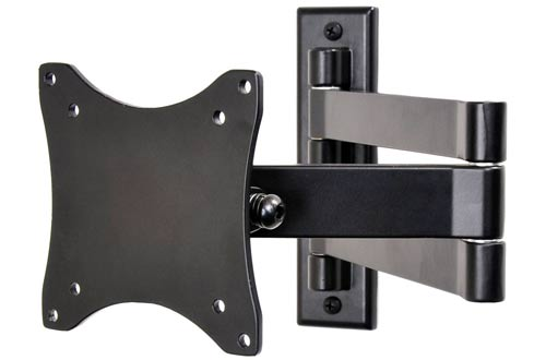 TV Wall Mount Arm Monitor Bracket for Flat Panel Screen