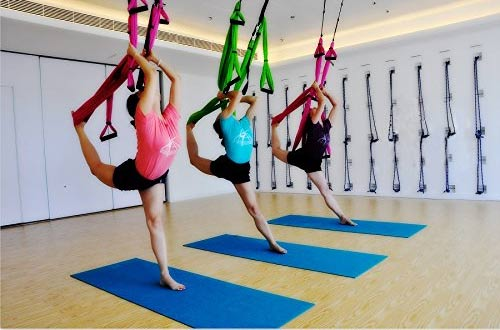 Seasofbeauty Inversion Yoga Swing