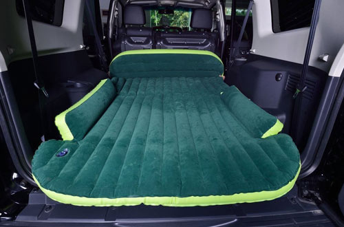 truck bed foam mattress