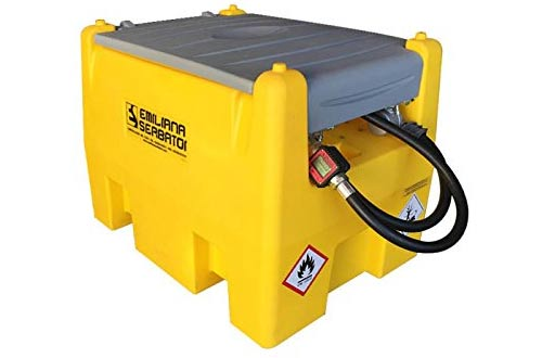 Carrytank 58 Gallon Fuel Container with Electric Pump