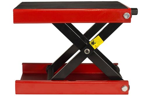 Motorcycle Center Scissor Lift Jack