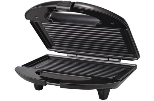 Brentwood TS-246 Appliances Panini Maker, Black