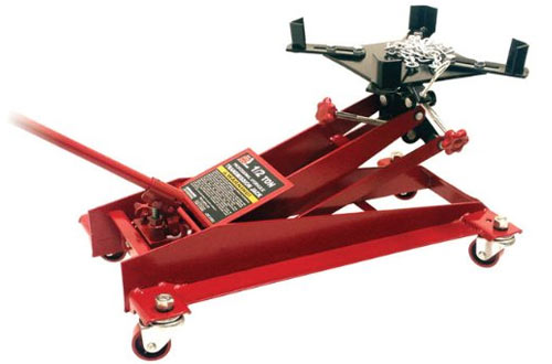 Hydraulic Transmission Floor Jack