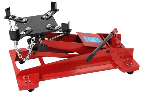 Low Profile Hydraulic Transmission Jack