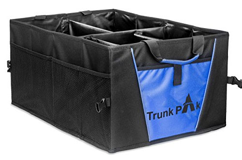 Collapsible Car Trunk Organizer