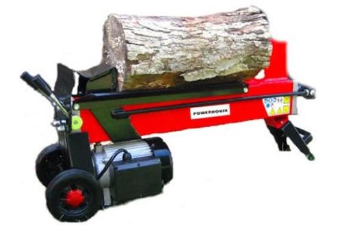 Electric Log Splitters