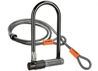 Lightweight Bike Locks