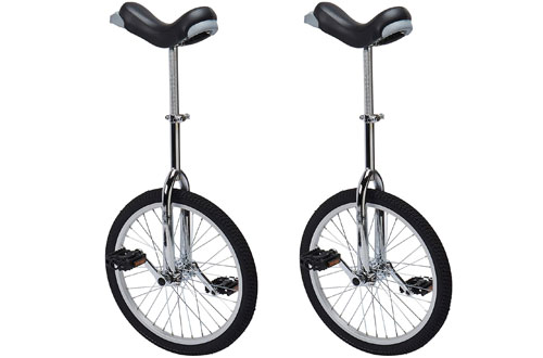 Self-Balancing Unicycles