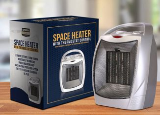 Utopia Home PTC Heating Ceramic Space Heaters