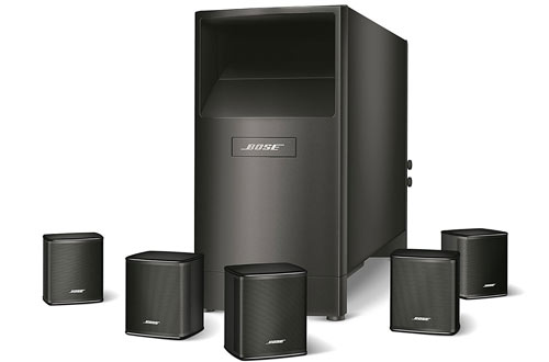 Bose Acoustimass 6 Series V Home Theater Speaker System
