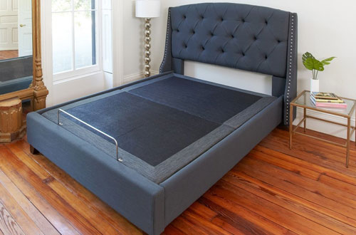 Classic Brands King Adjustable Bed Base with Massage