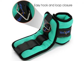 Yes4All Comfort Fit Ankle / Wrist Weights