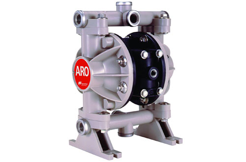 Polypropylene PTFE Multiport Double Diaphragm Pump