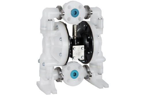 Chemical Industrial Double Diaphragm Pump