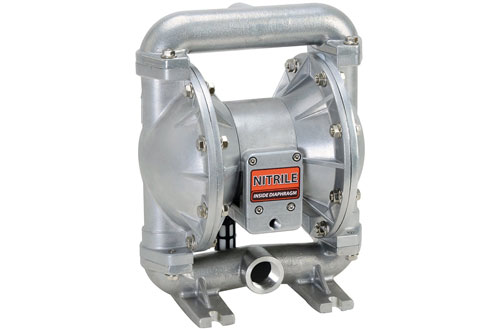 FUELWORKS Heavy Duty Air-Operated Aluminium Diaphragm Pump