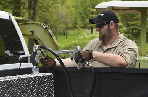 Roughneck Fuel Transfer Pump