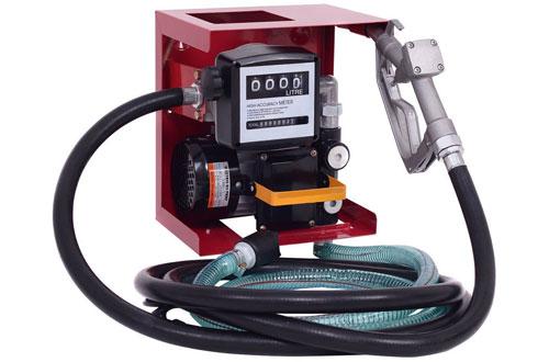 Goplus 110V Electric Diesel Oil Fuel Transfer Pump