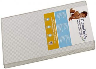 Dream On Me 3 Mini/Portable Crib Mattress