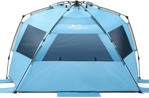 brand new 879c9 c8967 Top 10 Best Pop up Beach Tents | Beach Shelters for Camping ...