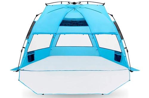 Cocorika X-Large Easy Setup Beach Tent